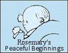 Rosemary's Peaceful Beginnings