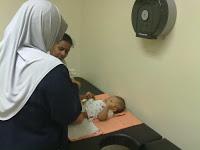 Female Circumcision (Sunat) at a Hospital in Malaysia